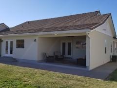 Home Addition New Stucco