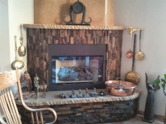New Fire Place