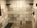 Beautiful Tiled Shower - Bathrooms