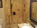 Stand Up Shower In Process
