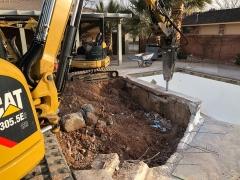 Excavation Equipment - Construction