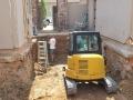 Tractor Excavating New Pool