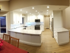Remodeled Kitchen - Side View