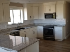 Kitchen Remodel - Classic to Modern