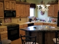 Family Kitchen Island - Design