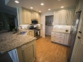 Total View of Kitchen