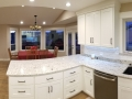 Kitchen view of Dining Area