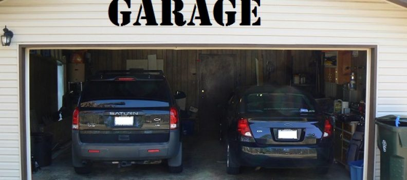 How to remodel your garage in less than a month?